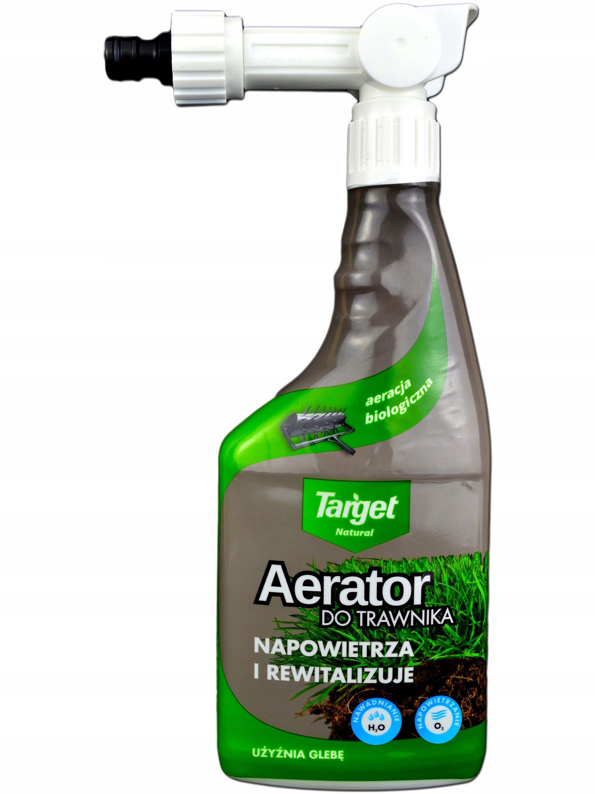 Target Aerator Do Trawnika W Plynie Spray 600ml 6719525173 Allegro Pl