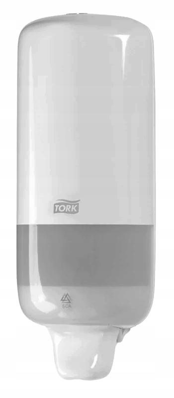 Dávkovač TORK 1L na tekuté mydlo BIELY 560000