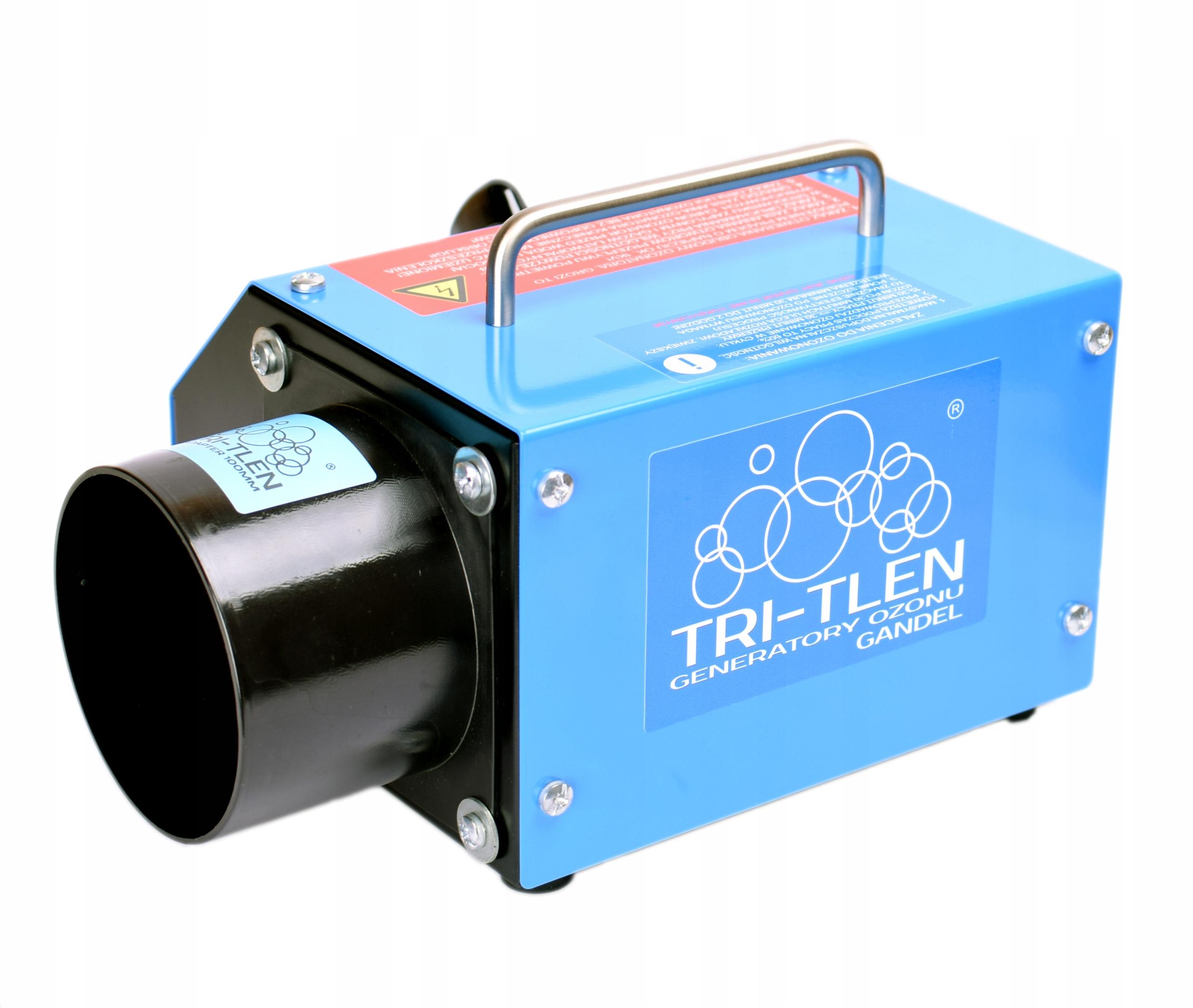 tri-tlen tr-10 озонатор 10 000 mgh польский