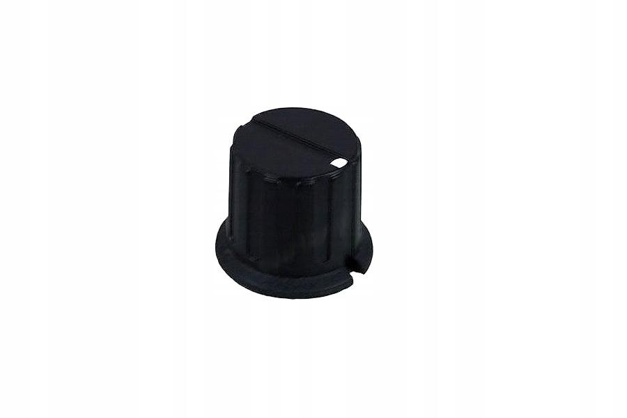 Potenciometrový gombík Typ 50b Black Vitalco