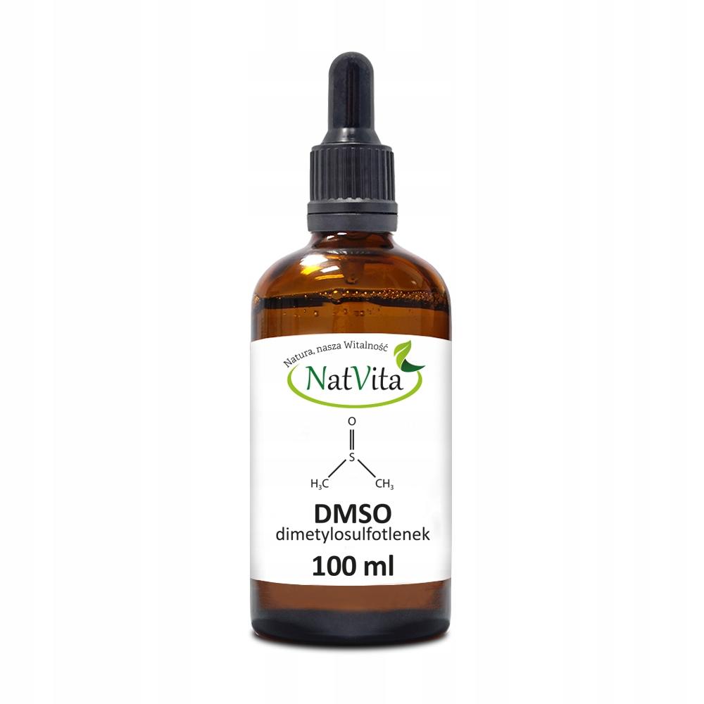 DMSO Dimetylosulfotlenek 99,5% NatVita