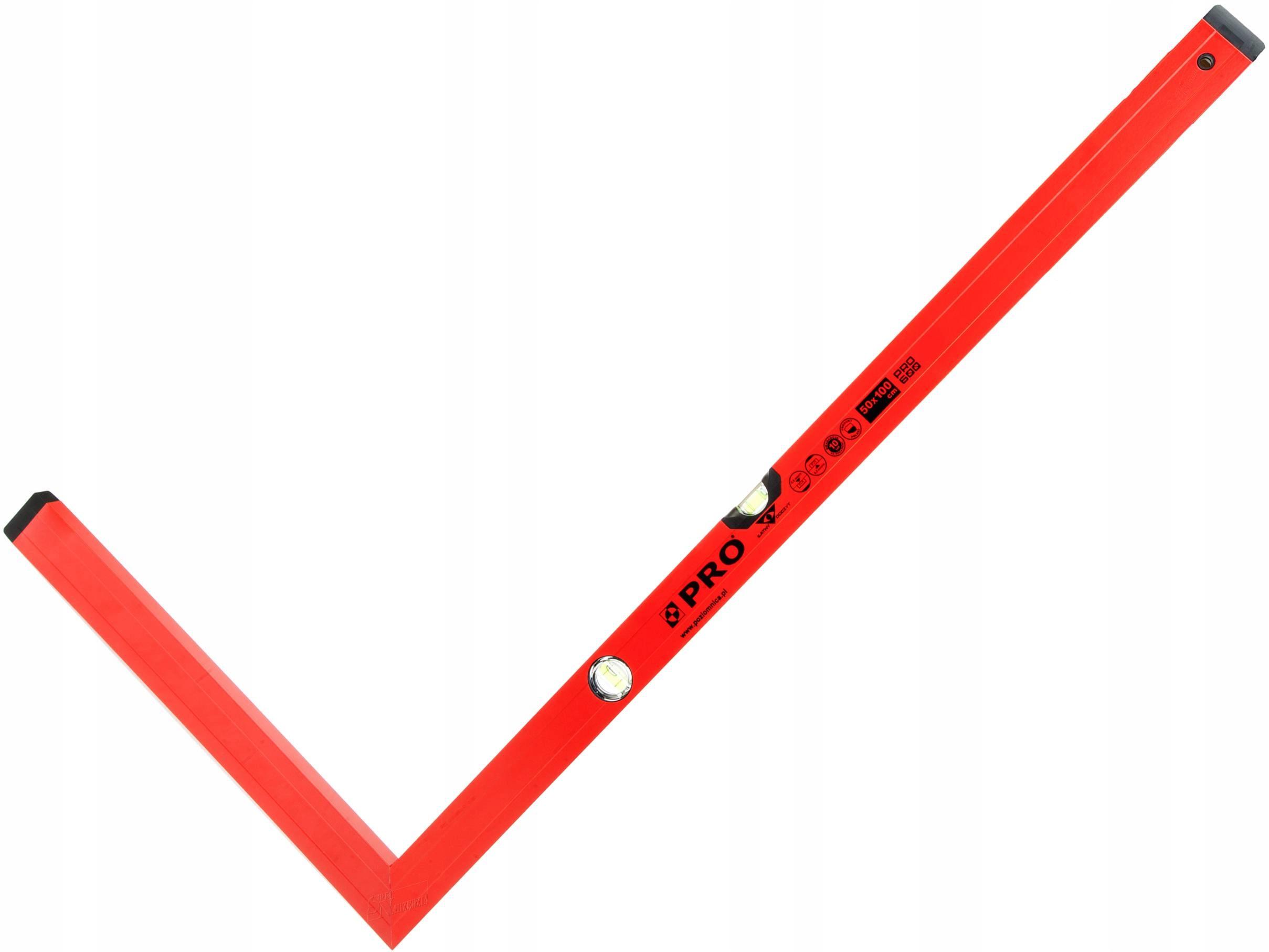 Pro Angle P / P 50x100cm Zverejňovací uhol