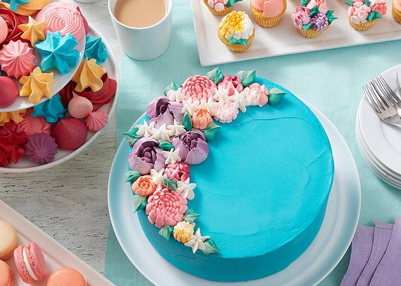 RĘKAW CUKIERNICZY dekorator tortów SILIKON 26 ELEM Waga produktu z opakowaniem jednostkowym 0.1 kg