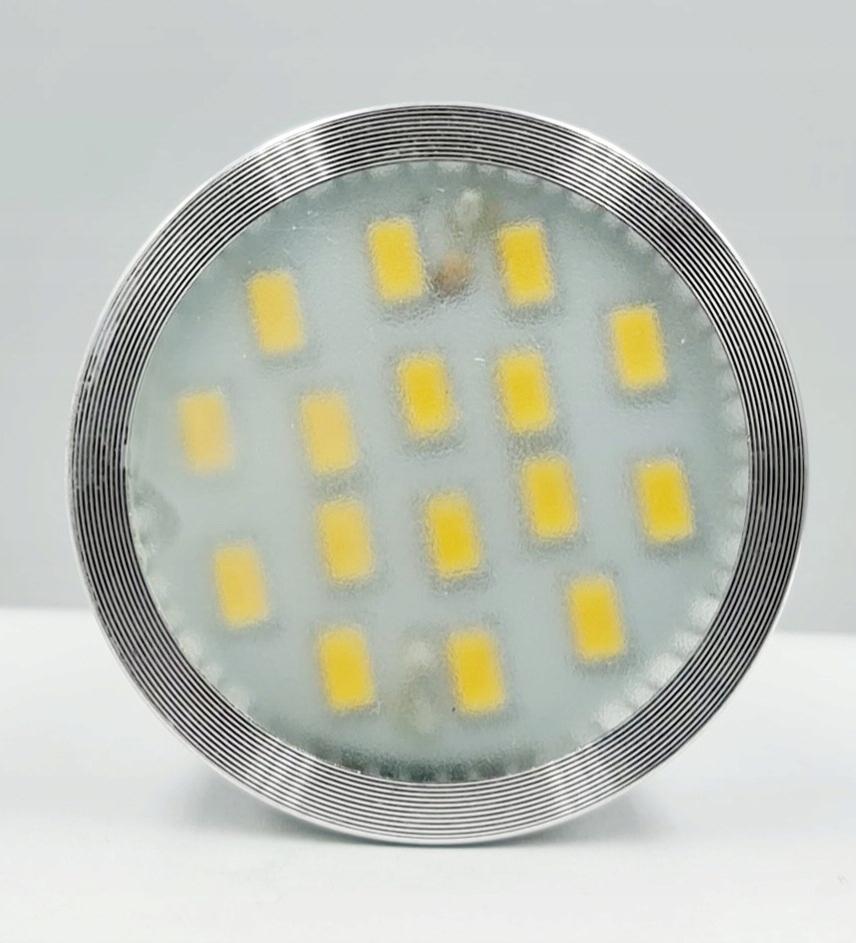 Купить LED GU10 230V 6W = 40W 450LM Белая лампа с регулируемой яркостью на Otpravka - цены и фото - доставка из Польши и стран Европы в Украину.