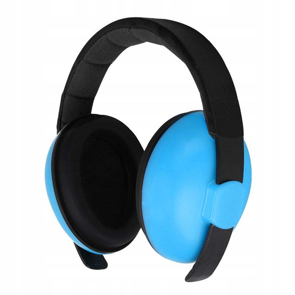 Chrániče sluchu - modré