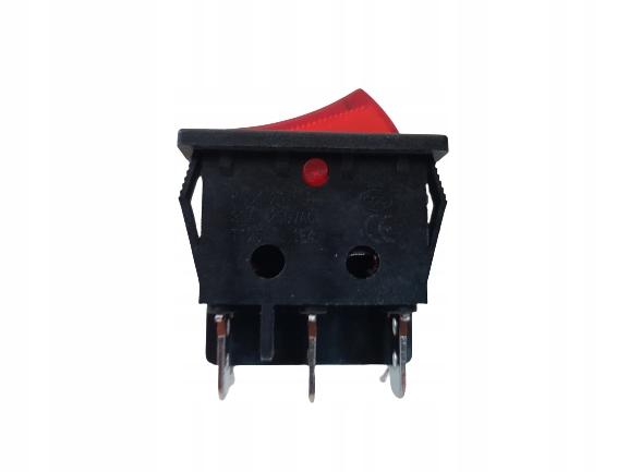 Выключатель выключателя Heavy Duty 30A 6pin инвертор