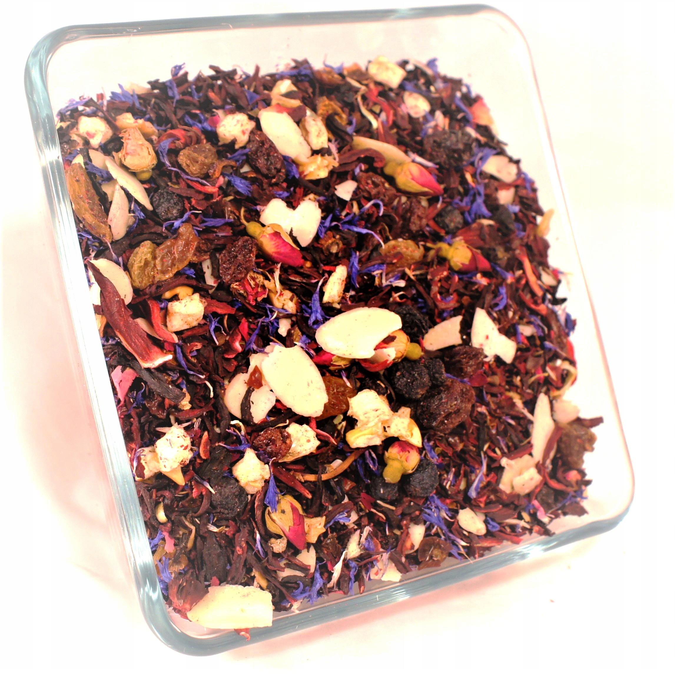 Čaj 100% Ovocie AMARETTO 1 kg mandle