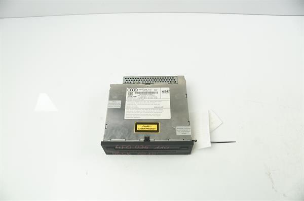 cd-чейнджер cd 4f0035110 audi a6 c6