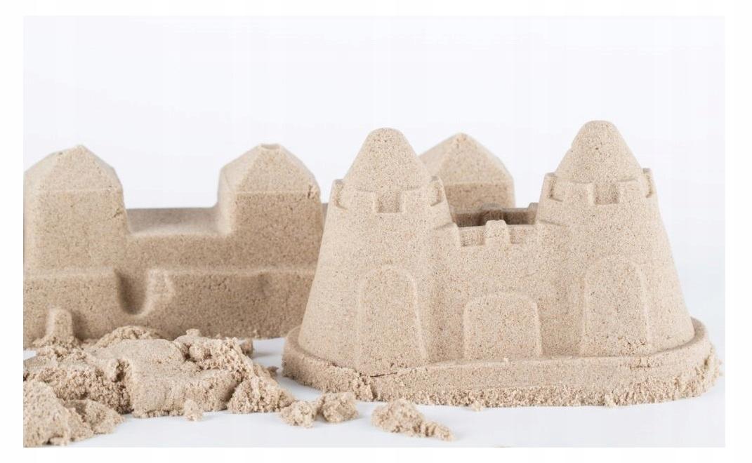 Čarovný piesok 5 kg + pieskovisko Sada pre deti