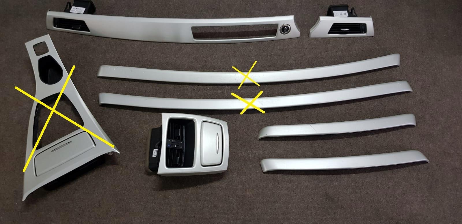 декоры планки алюминий bmw e93 m-pakiet на искусства