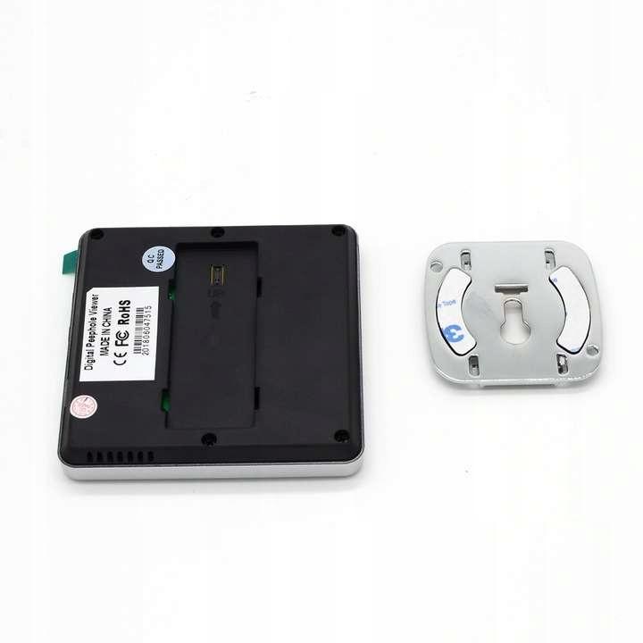 "Bezprzewodowy wizjer LCD 3"" dzwonek KAMERA PL Kod produktu lcd3"