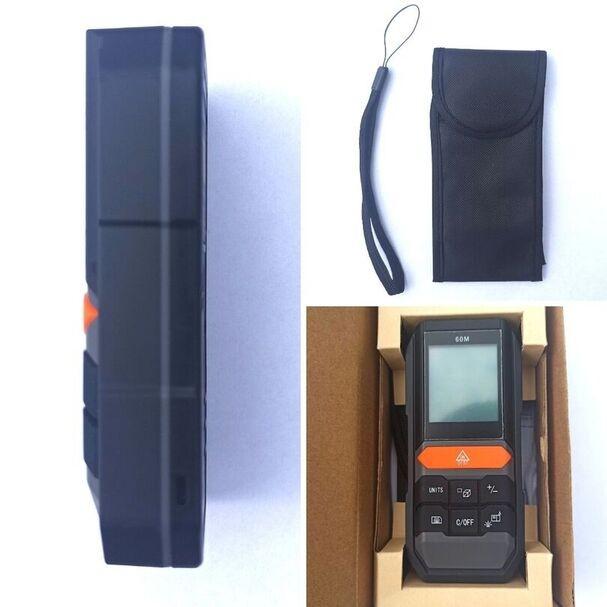 DALMIERZ LASEROWY MIERNIK ODLEGŁOŚCI CYFROWY LCD Klasa lasera klasa 2