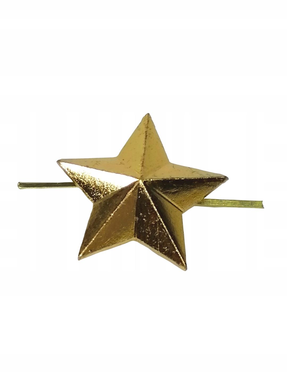 Pôvodná hviezdička pre čiapky, paga Rusko veľké