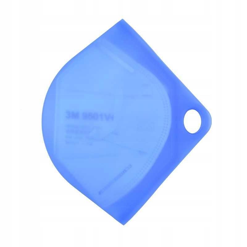 Pokrowiec Etui na maseczkę N95 Silikon Wielorazowy