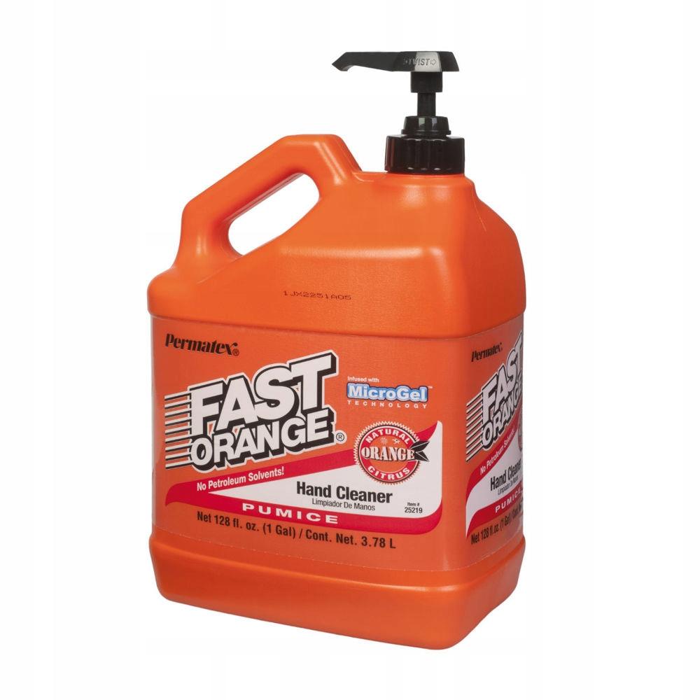 PERMATEX FAST ORANGE BHP HAND WASH PASTE 3.78L