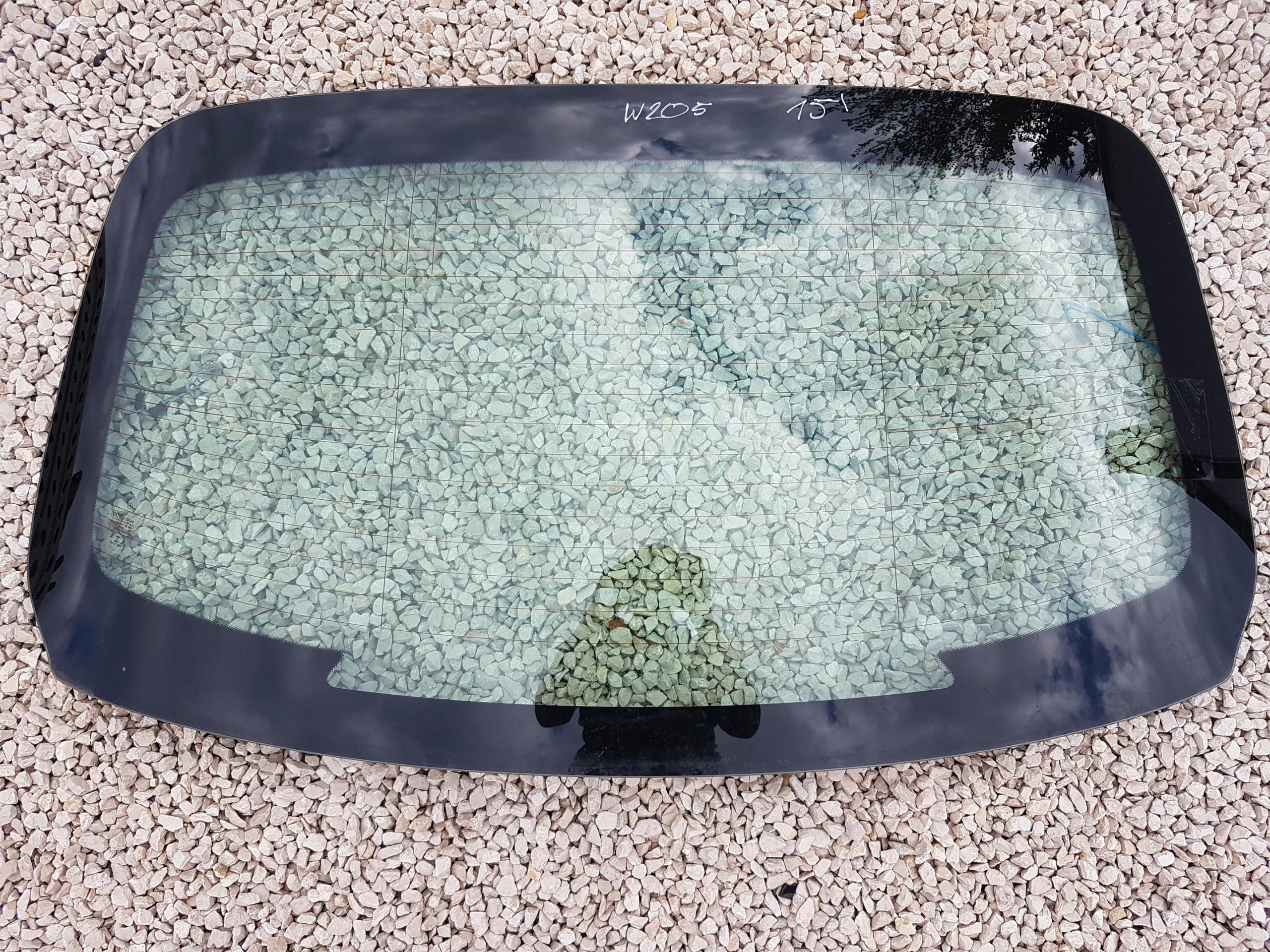 стекло сзади мост mercedes c-klasa w205 15r доставка