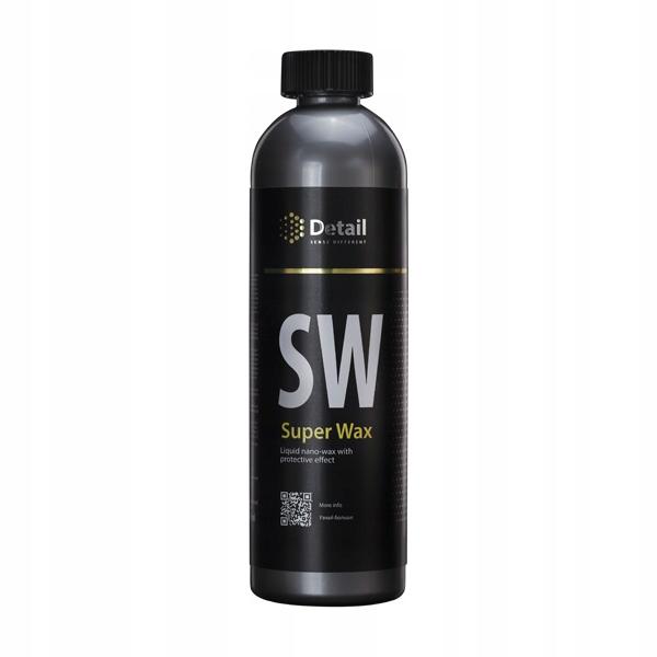 DETAIL SW Супер воск жидкий нано-воск 500мл
