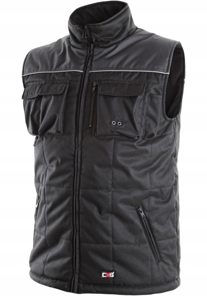 Утепленный рабочий жилет Vest CXS BHP 3X