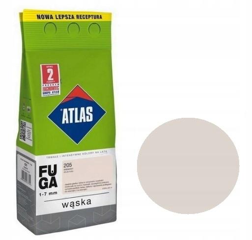ATLAS - УЗКАЯ КОНУСНАЯ 5 кг - 205 КРЕМ - 1-7 мм