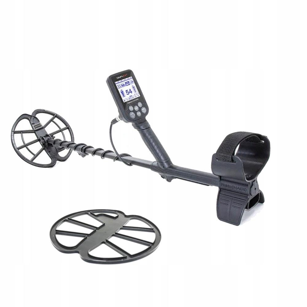 Металлоискатель Nokta Makro Simplex + водонепроницаемый
