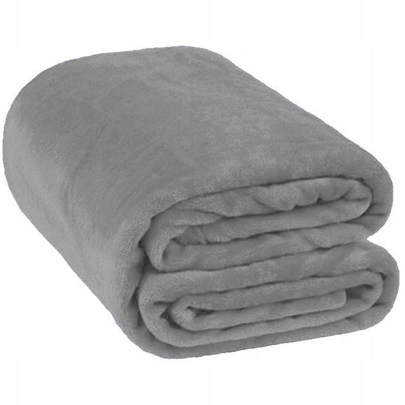 ПОКРЫВАЛО - одеяло микрофибра кровать Мягкий ПЛЕД STOCK