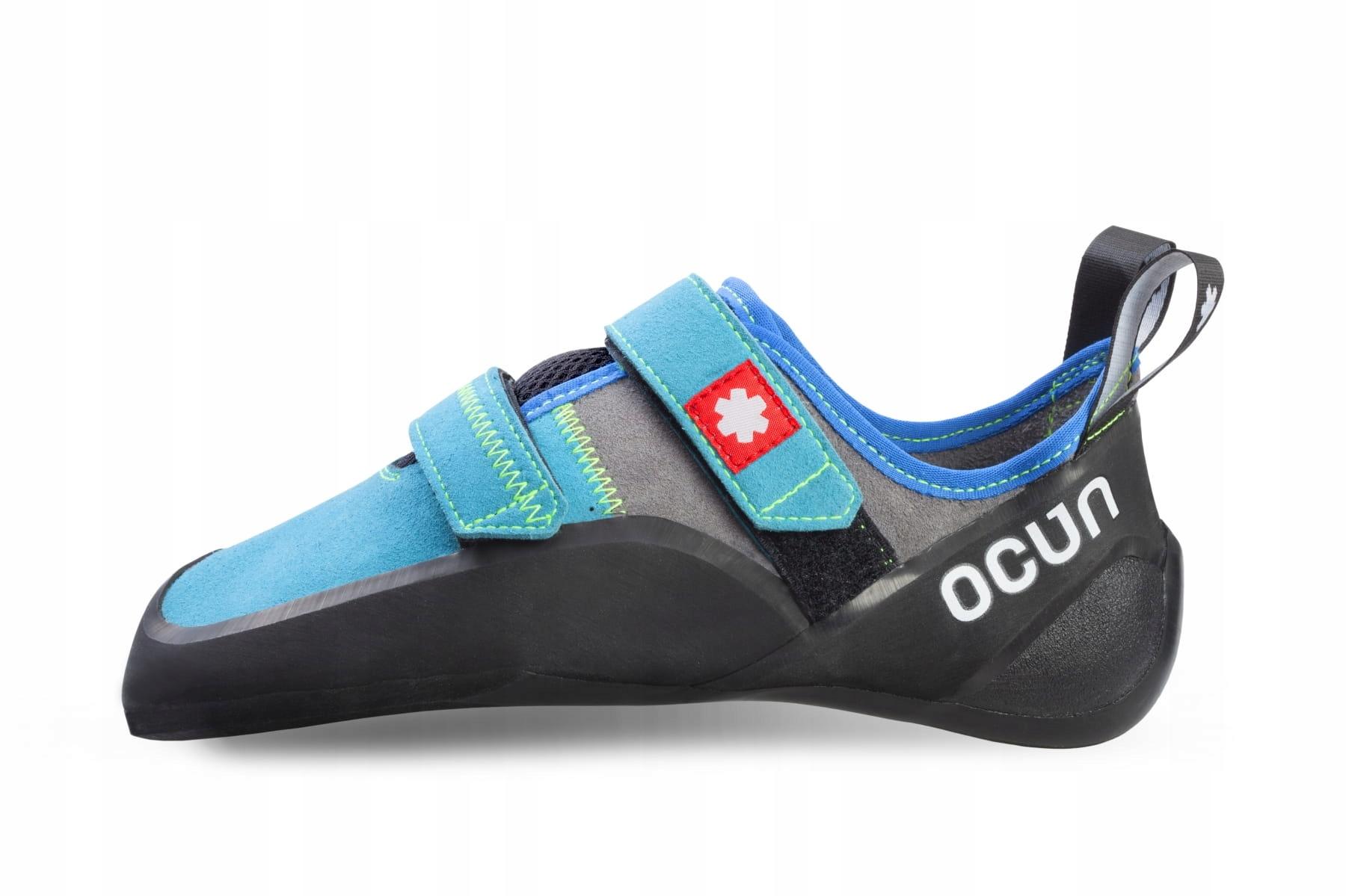 Lezecké topánky Ocun Strike QC Blue - 45