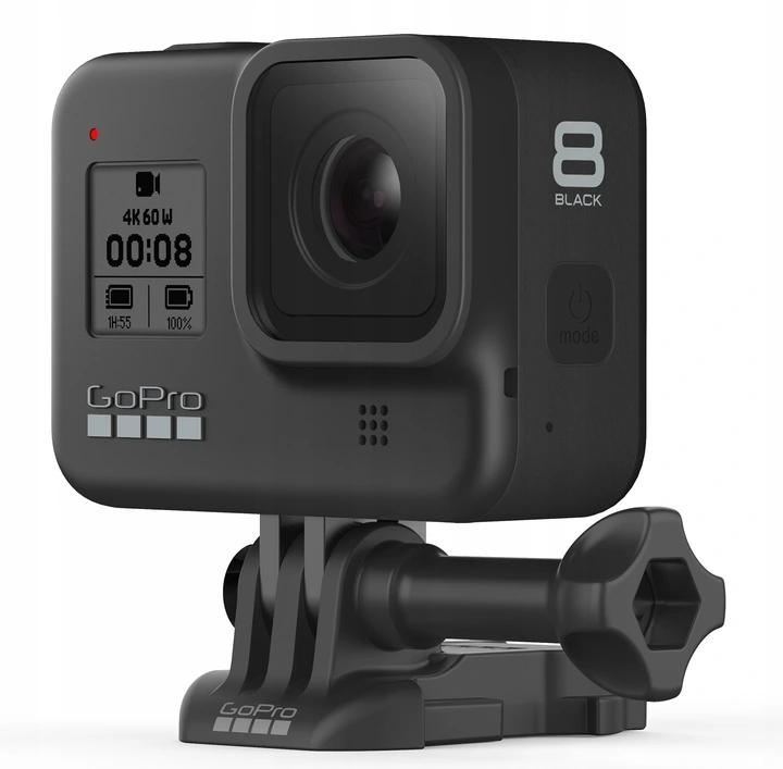 Kamera sportowa GoPro Hero 8 CHDHX-801RW Black Rozdzielczość 12 Mpx