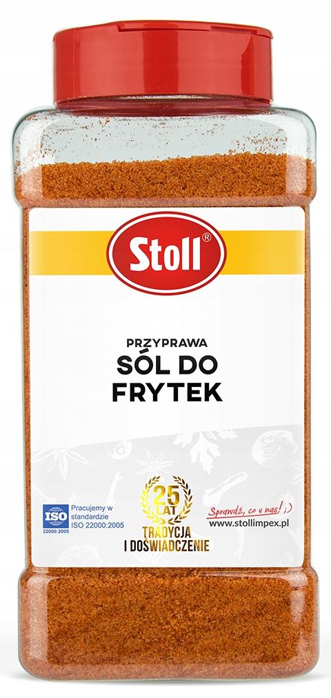 Соль STOLL PROchef для картофеля фри! - 900 г