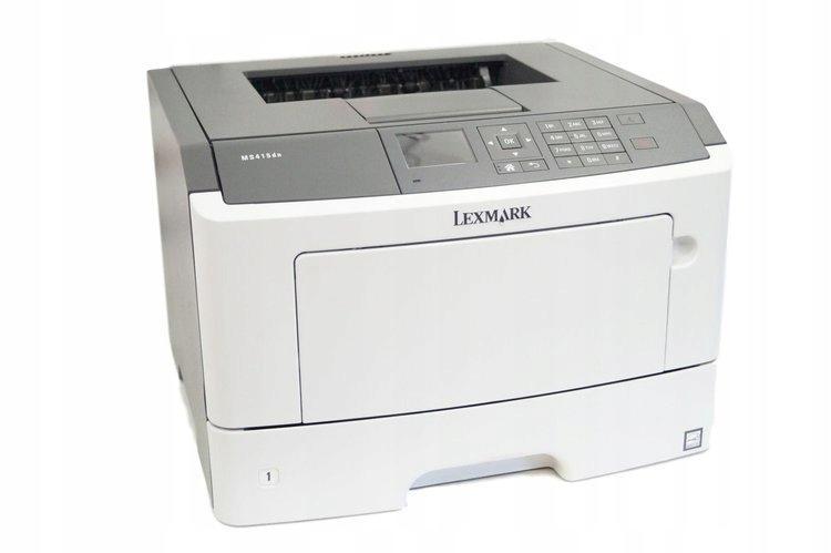 Drukarka Lexmark MS415dn Laserowa Duplex *T 30-50k Producent Lexmark