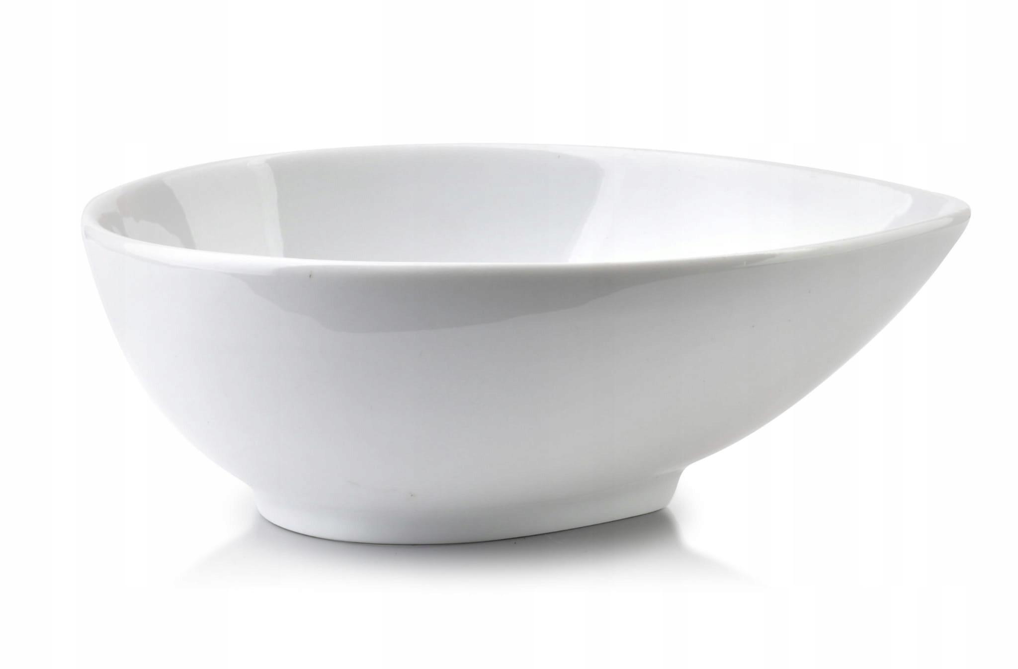 Чаша / миска фарфоровая Kropla 11см x 15см