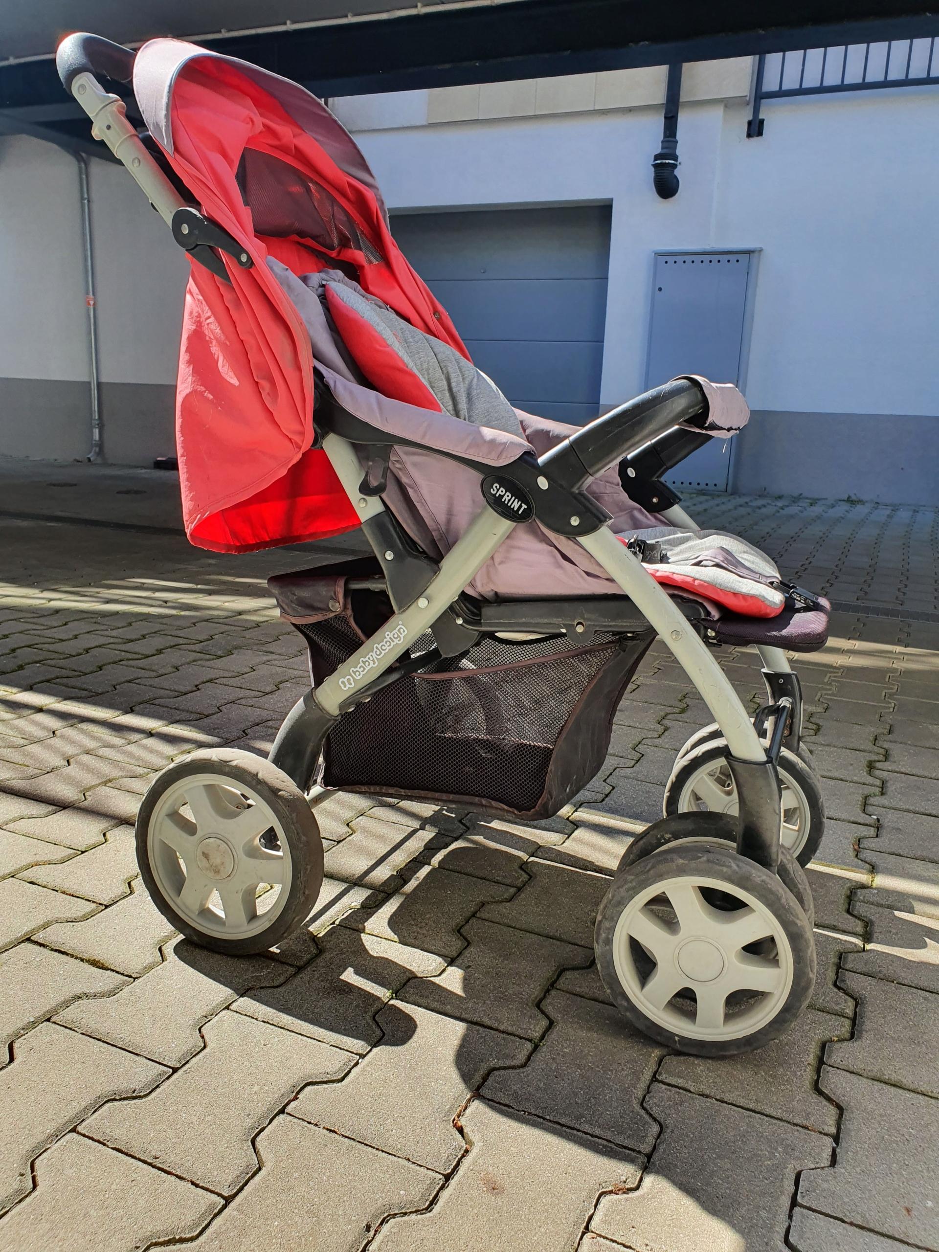 Wozek Spacerowy Baby Design Sprint Spacerowka 9179851210 Allegro Pl