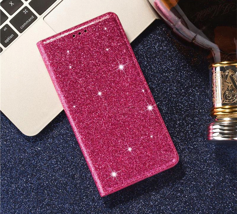 Etui Magnet Brokat + SZKŁO do Samsung Galaxy A50 Producent inny