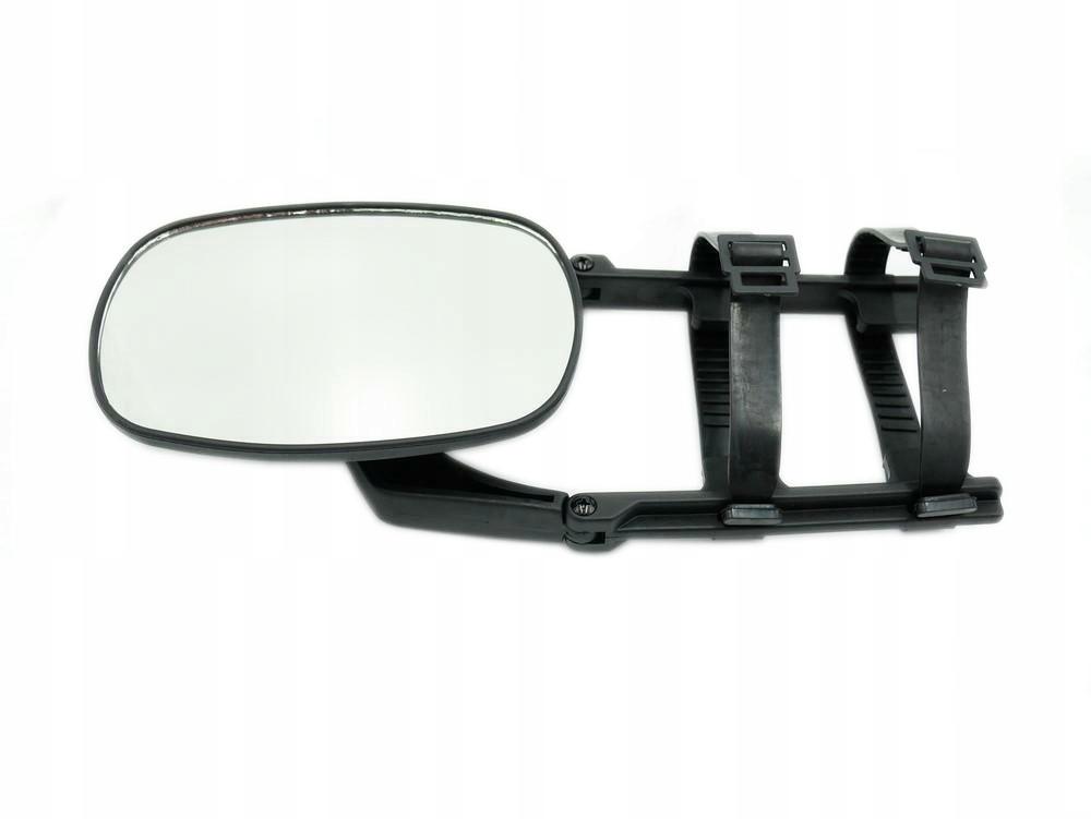 зеркало дополнительные к буксировки прицепа накладка