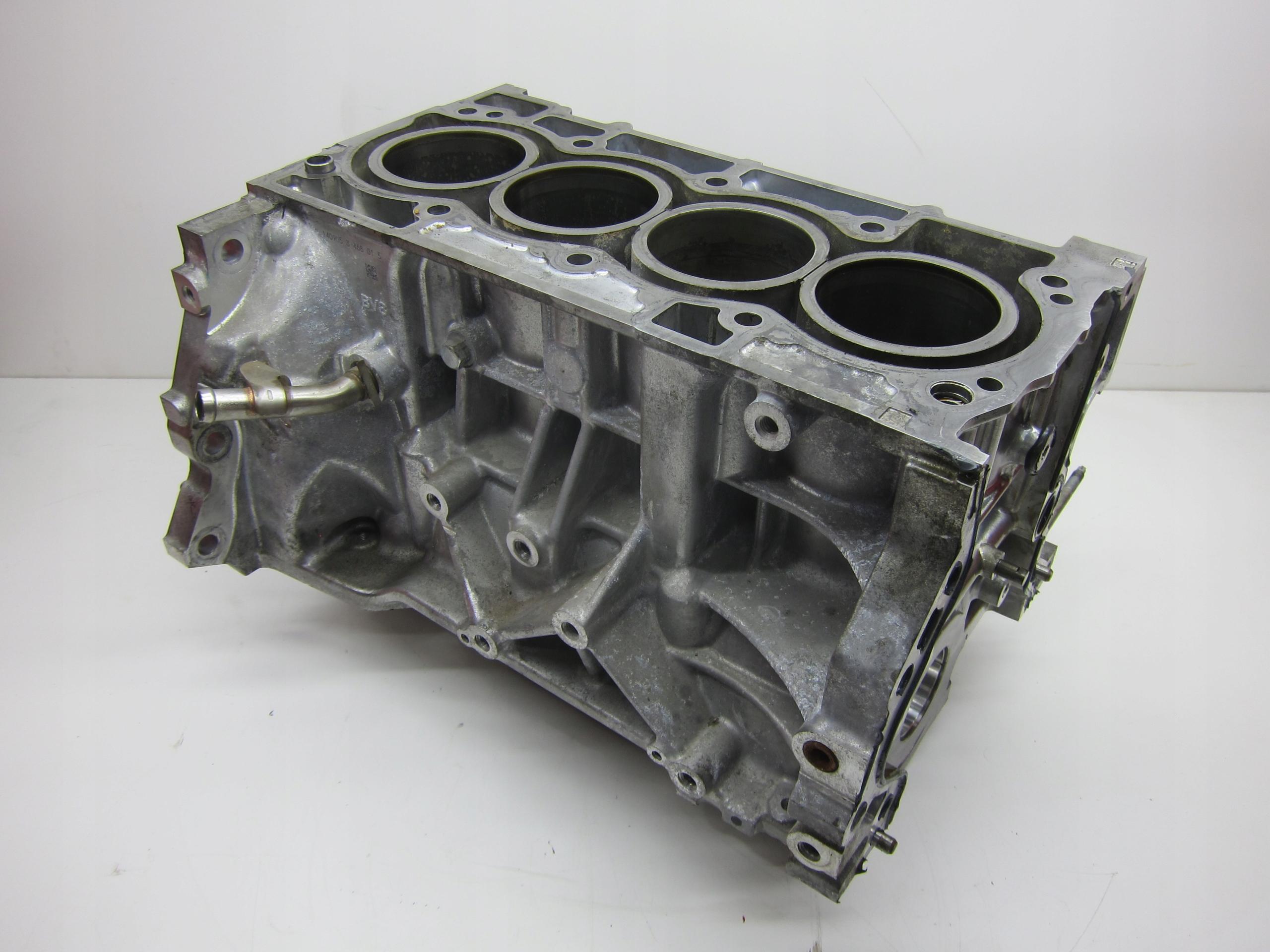 блок двигателя renault nissan 1 6tce m5mb450 205km
