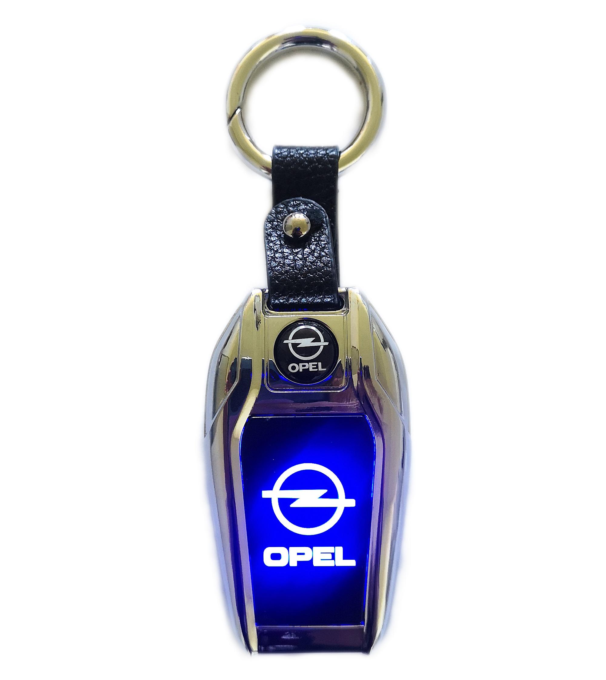 Elegancki brelok OPEL zapalniczka żarowa LED EAN 5903991880772