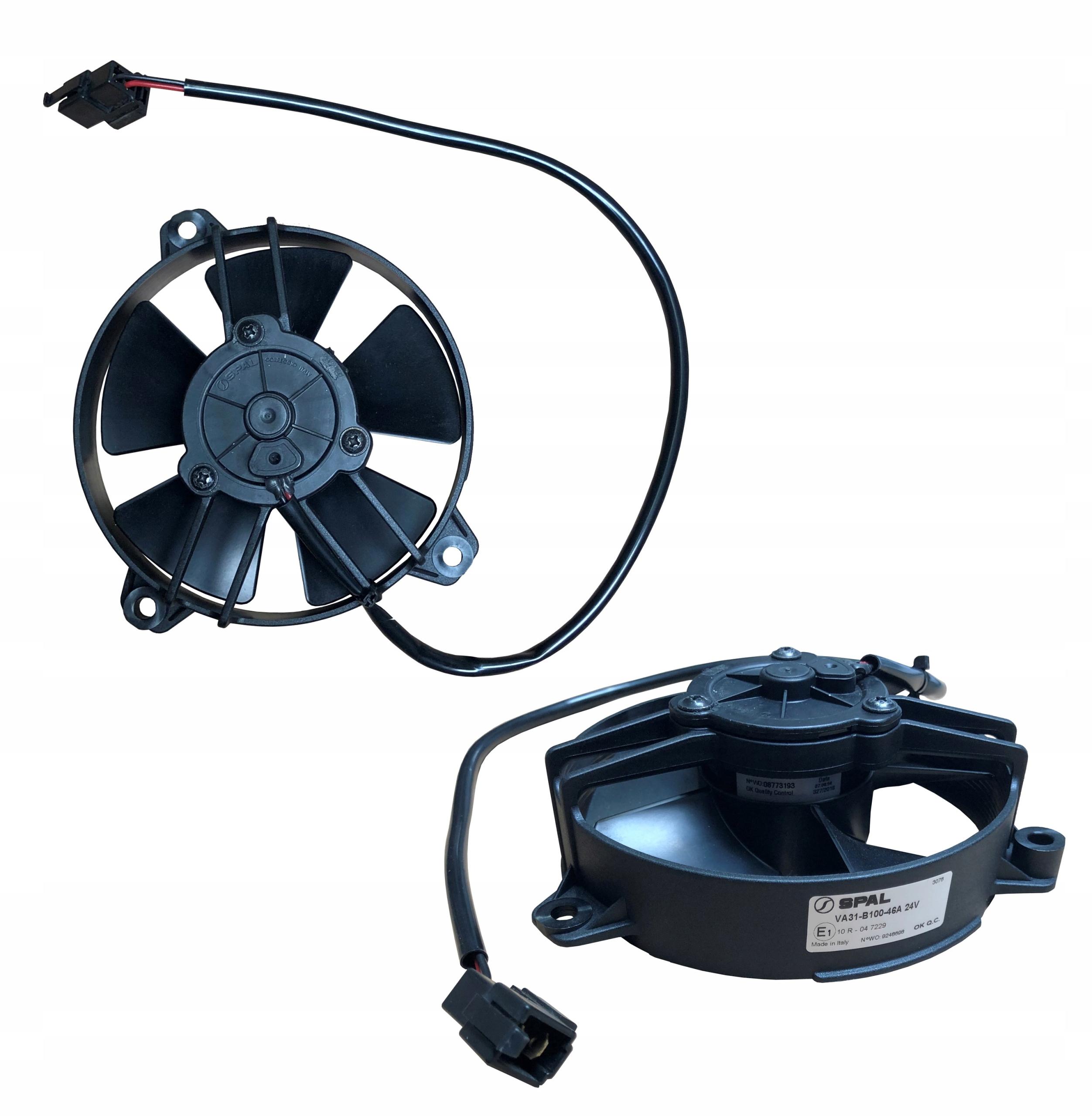 вентилятор сожги 24v va31-b100-46a всасывающий 130mm