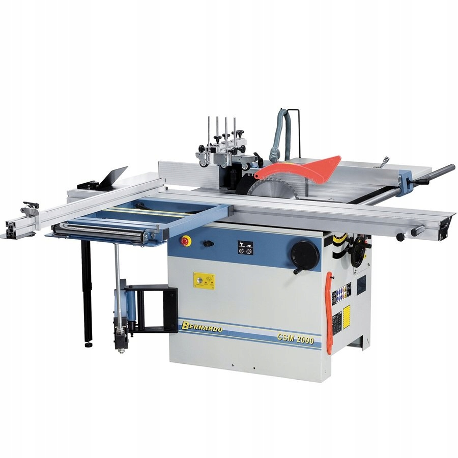 2IN1 Saw Gemat píl 2000 mm + frézovací stroj.