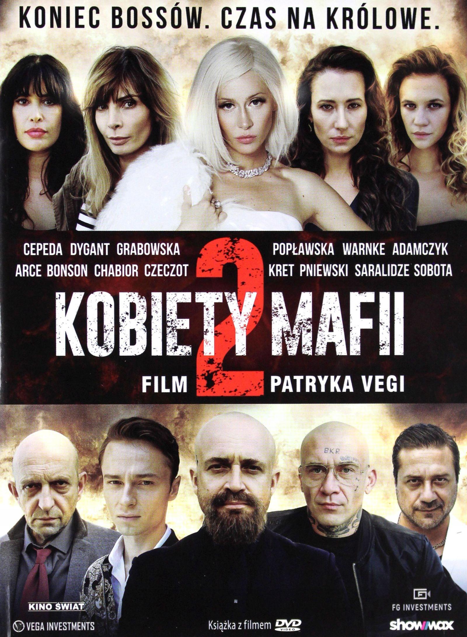 Item WOMEN OF THE MAFIA 2 (DVD)