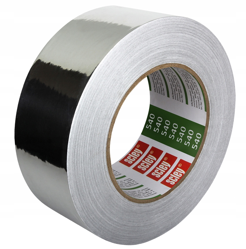 Scley Taśma aluminiowa 48mm x 50m (0390-405048)