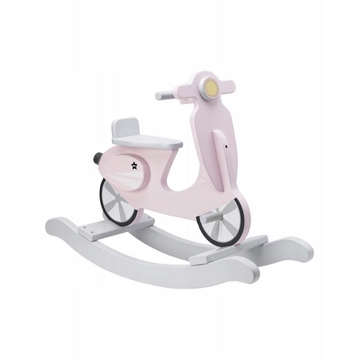 Hojdací skúter Kids Concept Pink
