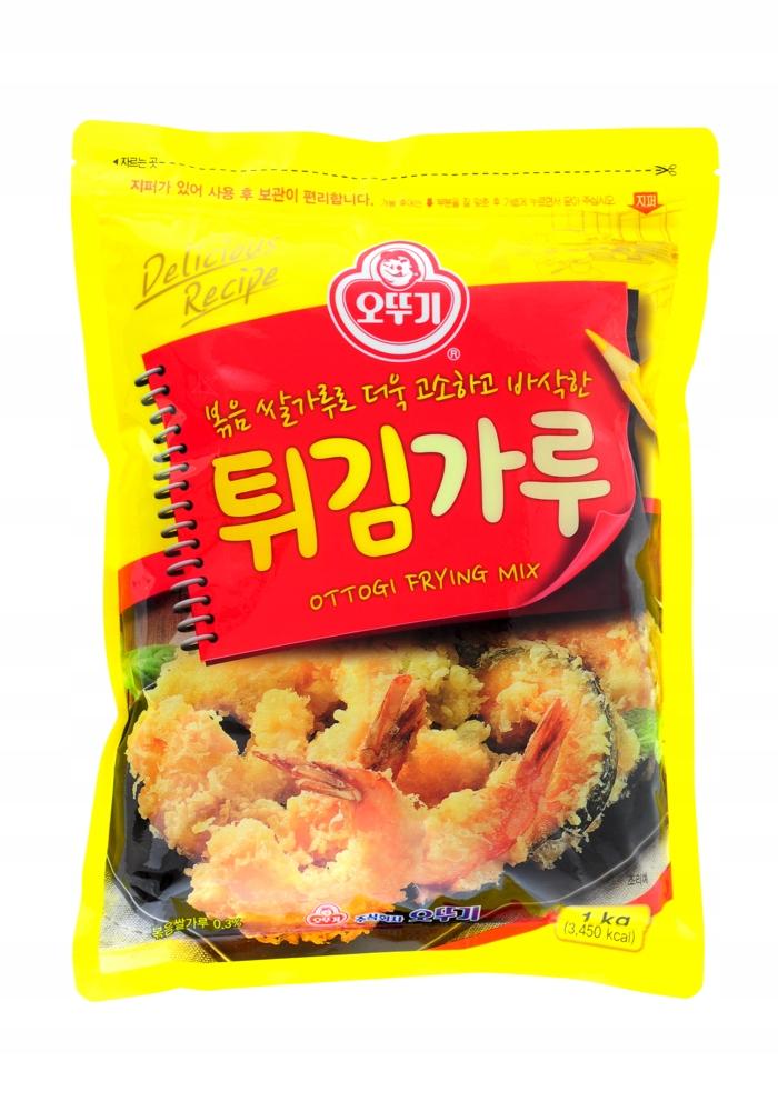 Мука Темпура Хлебная смесь Корея 1кг Оттоги