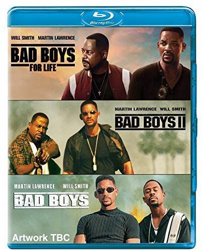 Item BAD BOYS / BAD BOYS II / BAD BOYS FOR LIFE 3XBLU-R