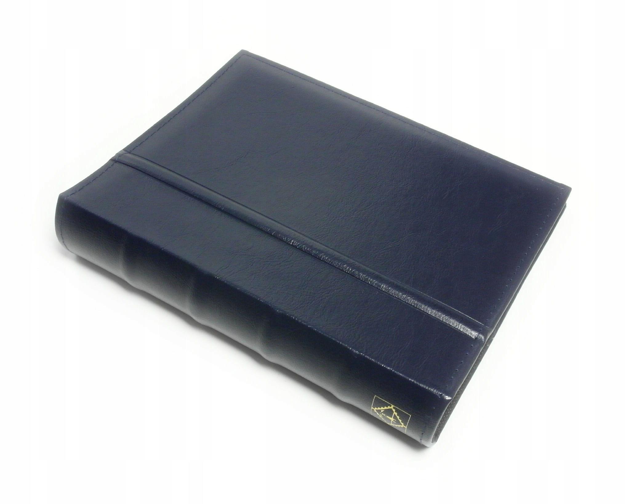 Кластер на 200 прозрачных открыток, синяя страница