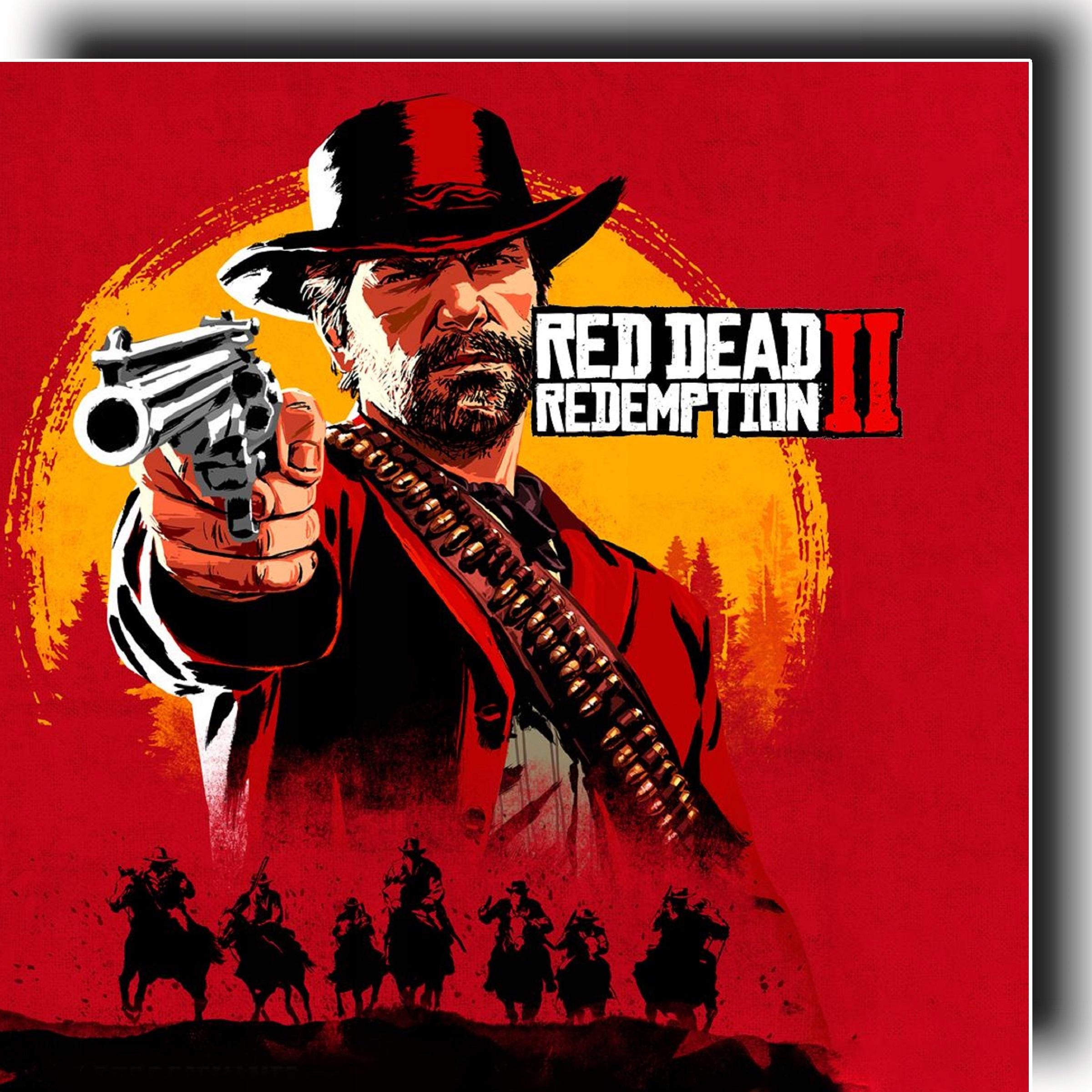 RED DEAD REDEMPTION 2  PC PL  NA WŁASNOŚĆ