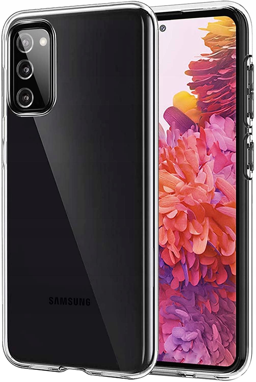 Etui do Samsung Galaxy S20 FE Clear Case + Szkło Przeznaczenie Samsung