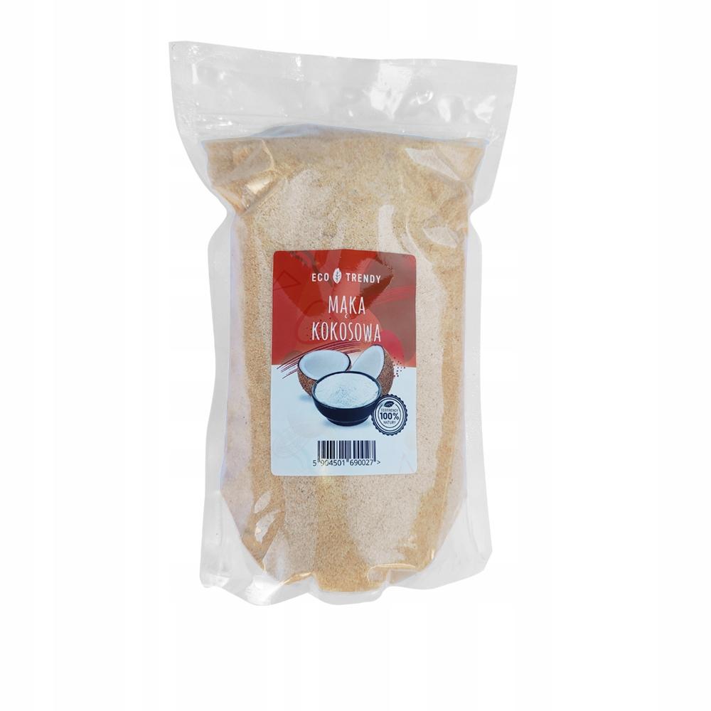 Кокосовая мука 1 кг Ecotrendy