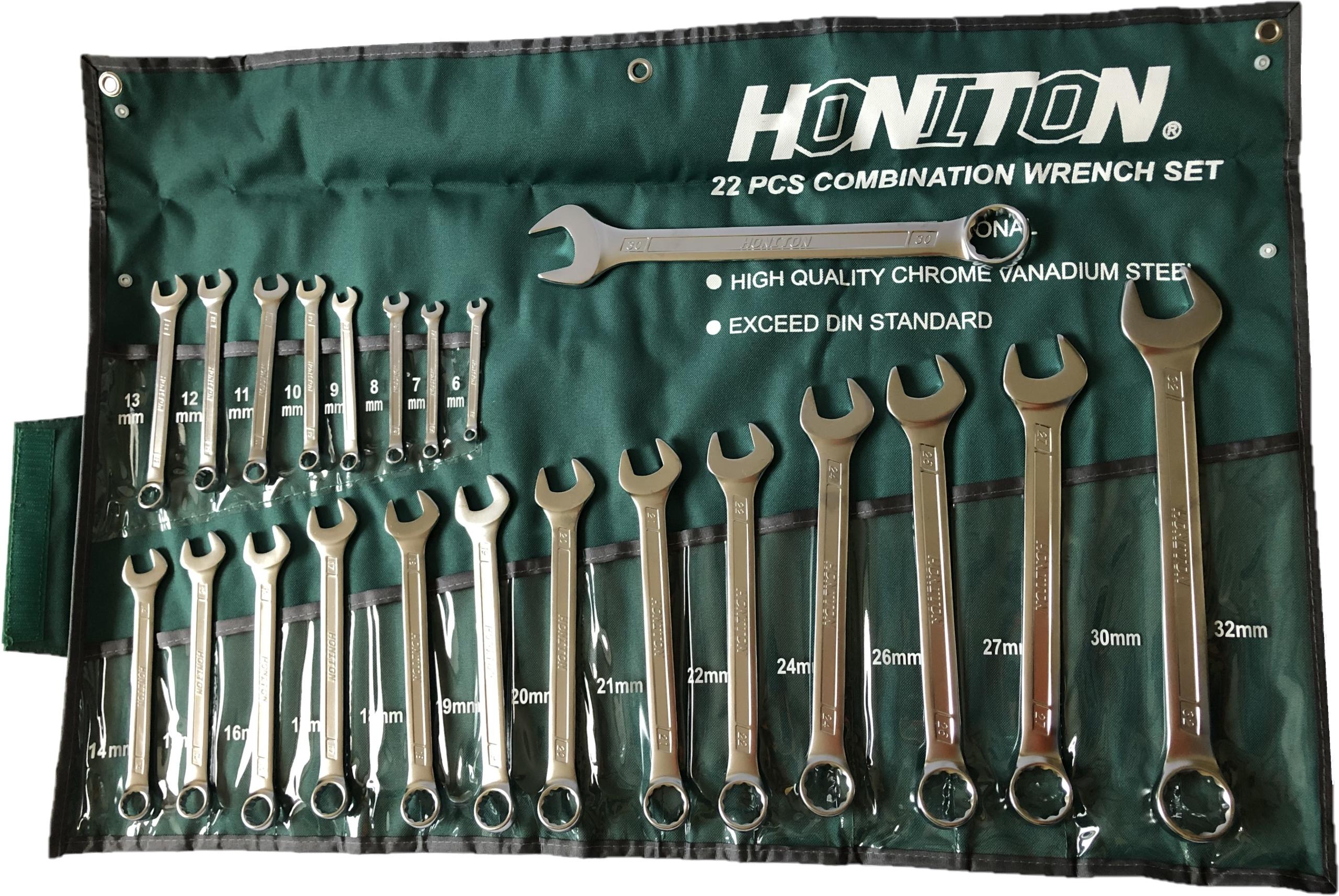 Set 26 pcs NEO 09-754 Combination spanners 6-32 mm