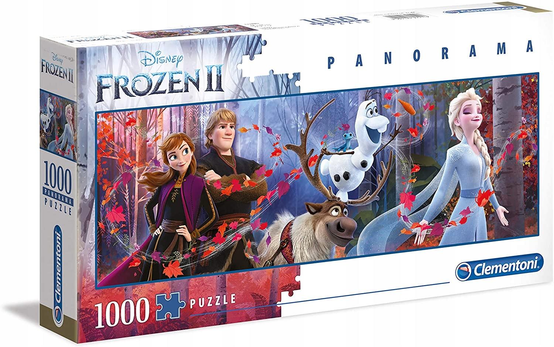 DISNEY FROZEN II Puzzle 1000 ICE LAND II