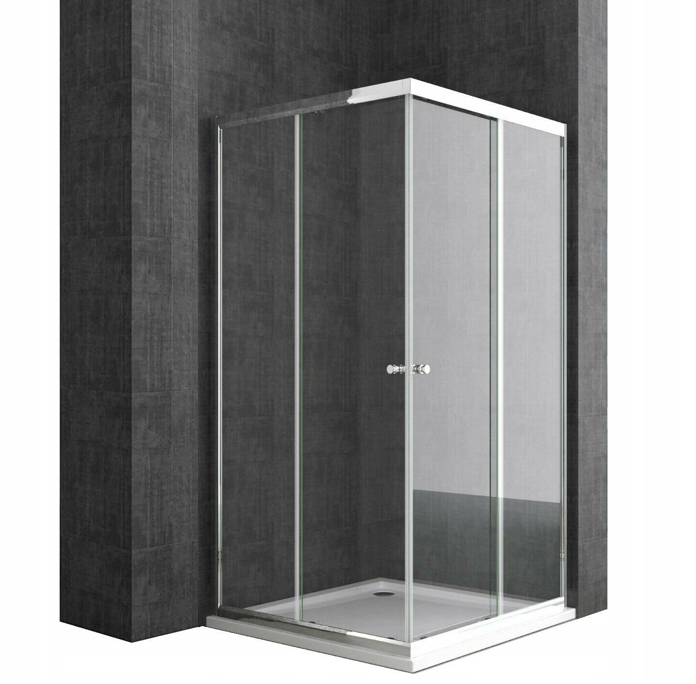 Posuvný sprchový kút G100 80x80