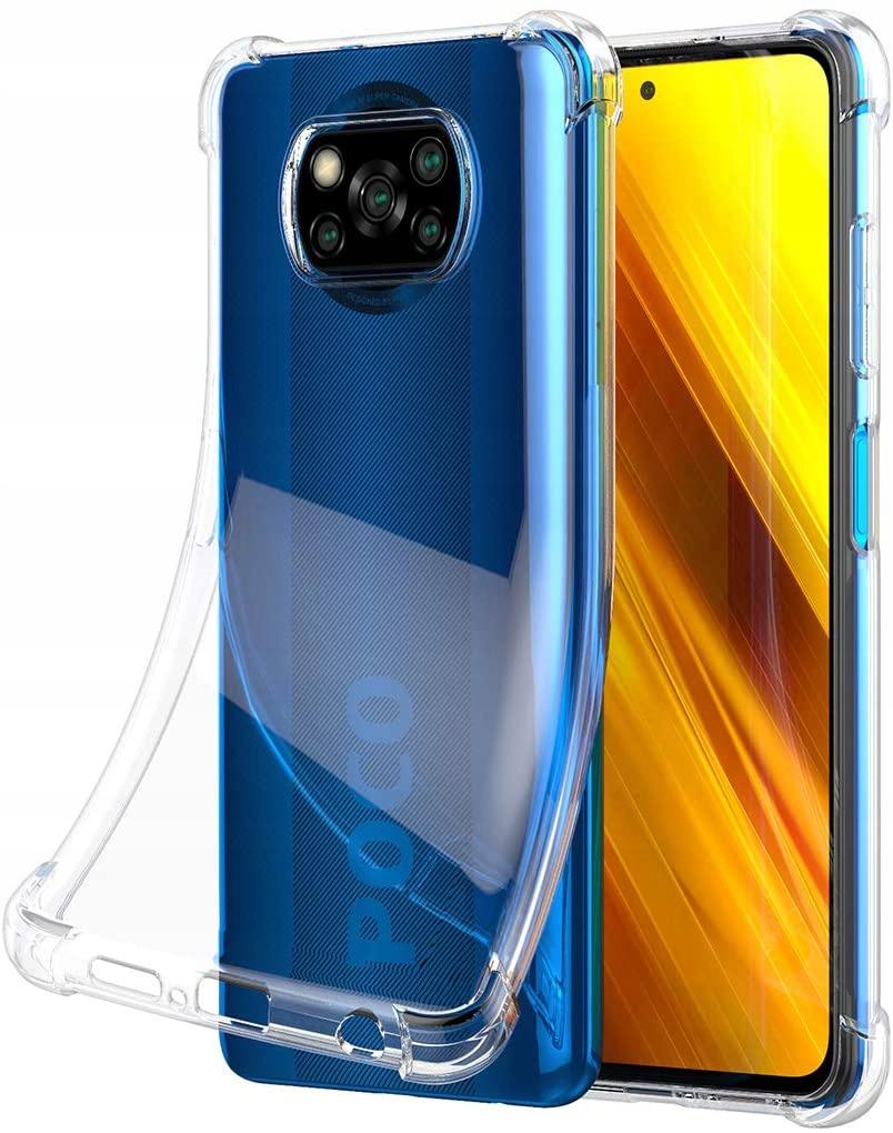 Etui do Xiaomi POCO X3 NFC ANTI-SHOCK + Szkło Kod producenta M37N